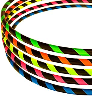 Colored hoopomania/® pi/èce Brute Hula Hoop HDPE-20 mm /Ø100//90//80//70//60cm