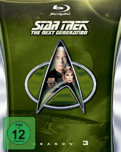 Star Trek - Next Generation/Season 3 [Blu-ray]