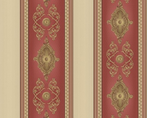 A.S. Creation 683014 Satintapete Hermitage, Mustertapete, barock, klassisch