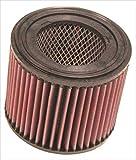 K&N E-9267 Filtro de Aire Coche, Lavable y Reutilizable