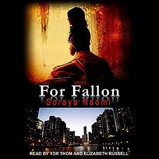 For Fallon audiobook cover art