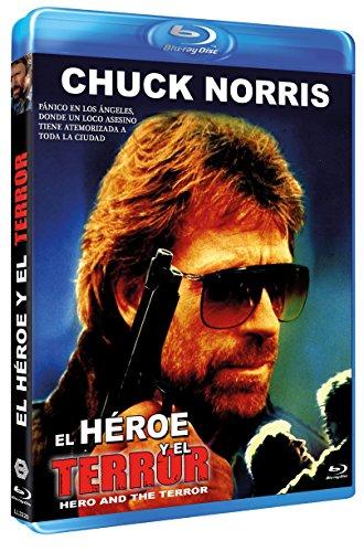 El Heroe y el Terror [Blu-ray]