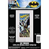 Plastic Batman Door Poster, 60' x 27'