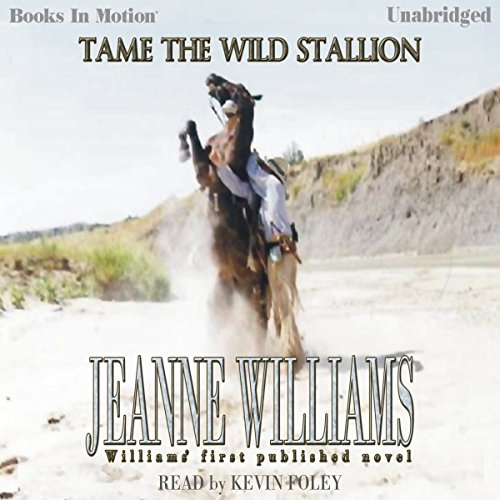 Tame the Wild Stallion audiobook cover art