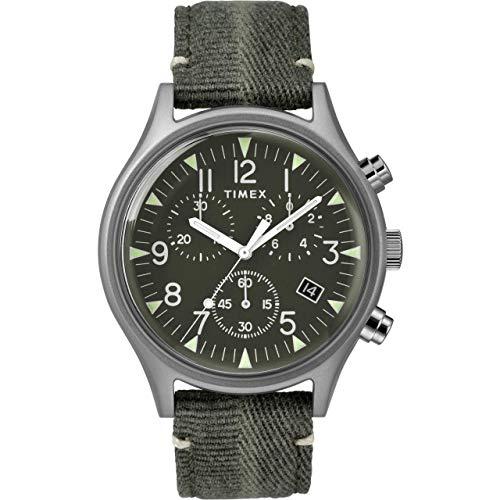Timex MK1 Steel Chrono Black One Size