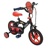 Marvel Spiderman Vélo 12' Enfant, Rouge, 40