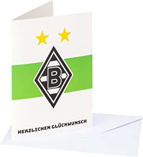 Borussia Mönchengladbach VFL Geburtstagskarte Raute