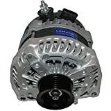LActrical High Output 300 Amp Alternator For Chevy Chevrolet Tahoe GMC Yukon XL Denali 1500 2500 3500 Pickup Truck 4.8l 5.3l 6.0l V8 00 2000 01 2001 02 2002 03 2003 04 2004 300A