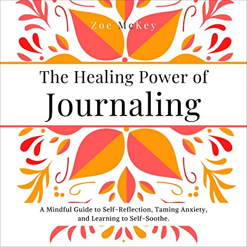 Couverture de The Healing Power of Journaling