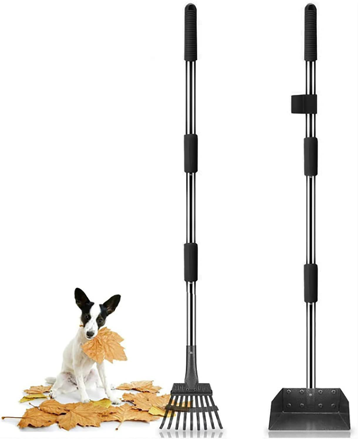 Rednut Dog Large special price Pooper Max 55% OFF Scooper Upgraded 2 and S Poop Pack Tray Spade