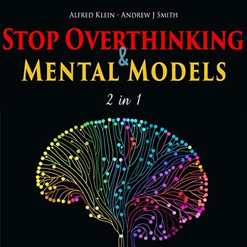 『Stop Overthinking & Mental Models - 2 in 1』のカバーアート
