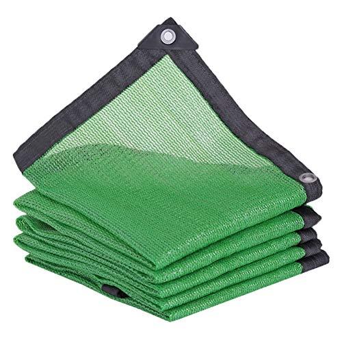 Sonnenschirm Grün Gewächshaus Sonnenschutz mit 80% Schatten Tuch für Tüllen, Home/Outdoor/Blume/Balkon (Verschiedene Größen verfügbar)