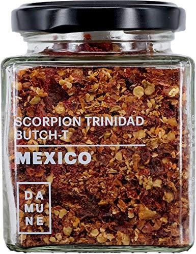 Habanero Scorpion Trinidad a Scaglie - 60g