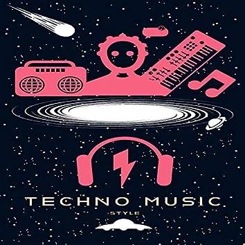 TECHNO RAW GROOVEPAD - Instrumental (Instrumental)