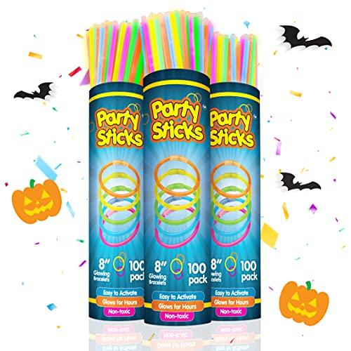 PartySticks Glow Sticks Party Su...