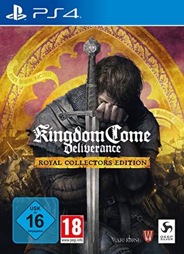 Kingdom Come Deliverance Royal Collector\'s Edition [Playstation 4]