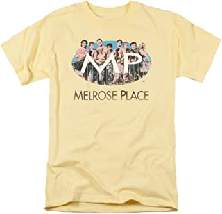 Melrose Places Cast meet AT The Place Distressed Adult T-Shirt All Sizes