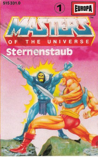 Masters of the Universe Folge 1 - Sternenstaub
