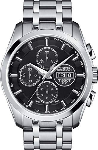 Tissot COUTURIER CHRONO T035.614.11.051.01 Cronografo automatico uomo