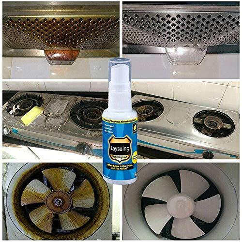 Magic Spray Limpiador Desengrasante, Limpiador Profundo Desengrasante de Botellas Pequeñas, para Cocina Baño Hogar Dilute Dirt & Oil 30ml (1 piezas)
