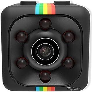 Spy Camera, Hidden Camera, Nanny Cam, Mini Camera, Secret Camera, spy cams, best Digital Small HD Super Portable with Nigh...