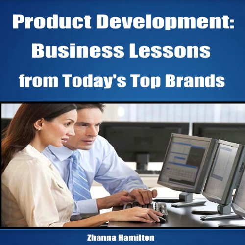 Product Development audiobook cover art