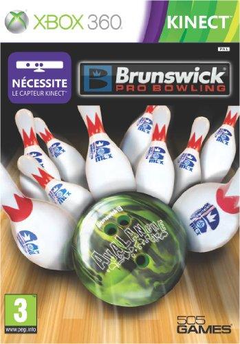 Brunswick pro bowling [Importación francesa]