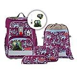 Step by Step Cloud WWF Zaino scolastico con accessorio set di 5pz.