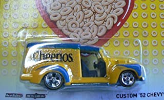 Hot Wheels Real Riders Cheerios Custom '52 Chevy by Hot Wheels [並行輸入品]