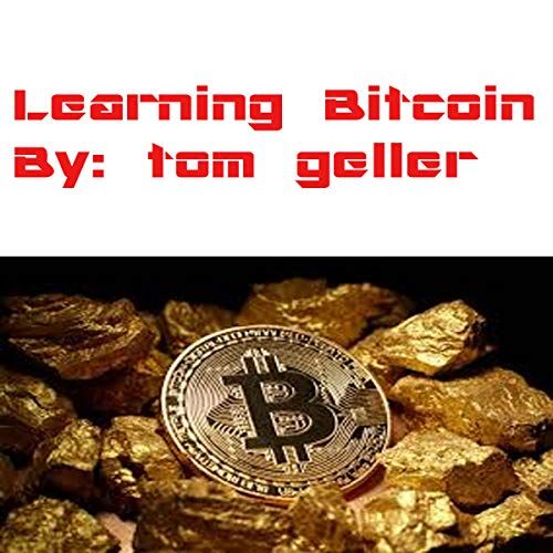 Learning Bitcoin audiobook cover art