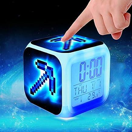 Alarm Clocks for Kids - kids alarm clocks for boys-alarm clocks for bedrooms -