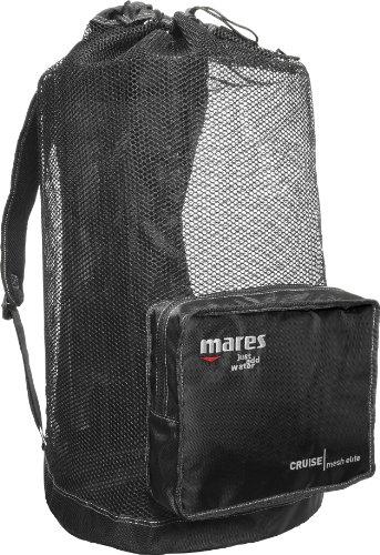 Mares Bag Cruise Mesh Back Pack Elite - Maleta, Color Negro, Talla Bx