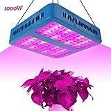1000W LED Grow Light Triple Chips Full Spectrum...