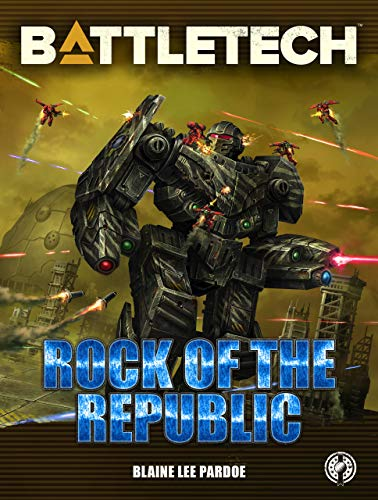 BattleTech: Rock of the Republic (BattleTech Novella Book 25) (English Edition)