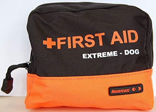 Jehn - Kit di Primo Soccorso per Adulti Extreme Animal, Taglia Unica, Colore: Arancione