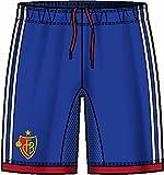 adidas, pantaloncini Performance FC Basel, da calcio blu M