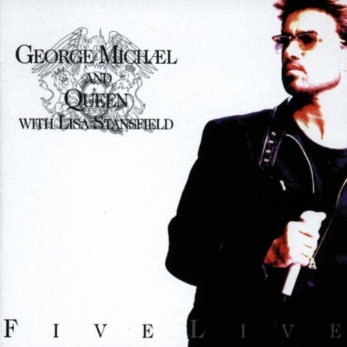 Five Live By George Michael,Queen (2001-07-16)