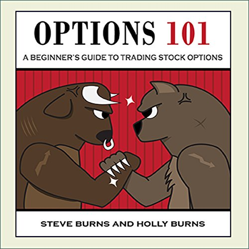 Options 101 audiobook cover art