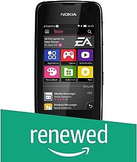 (Renewed) Nokia Asha 311 (Dark Grey)