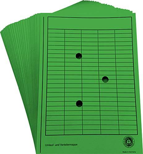 RC Umlaufmappen-grün