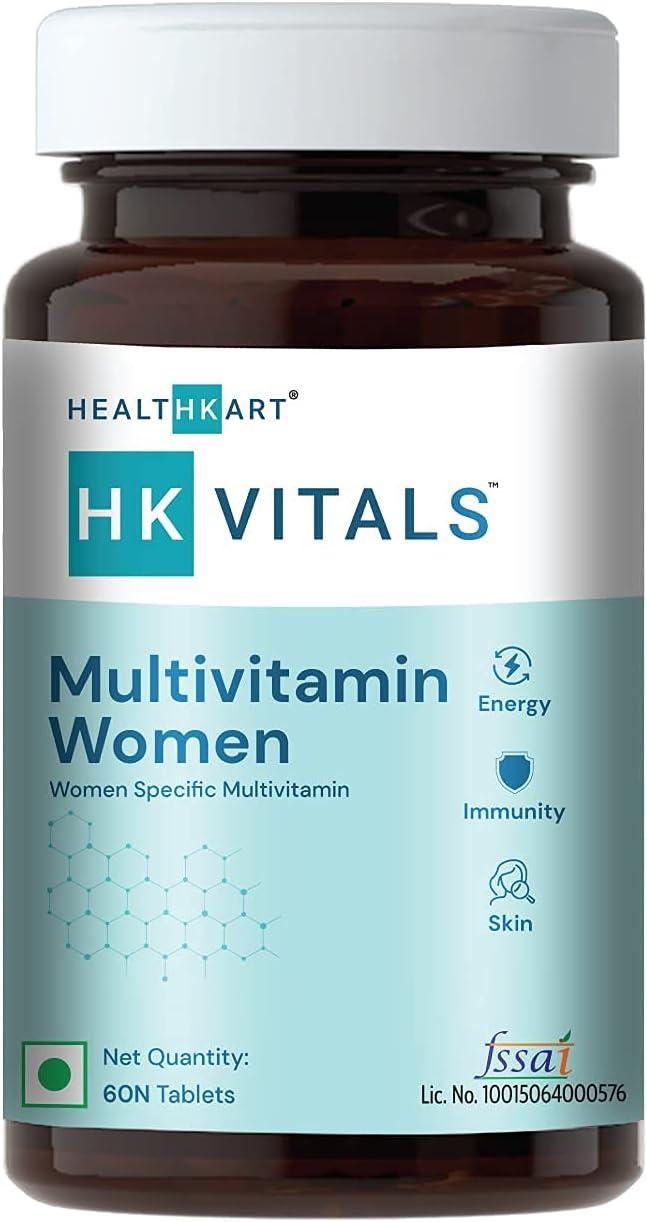 Los Angeles Mall profound Reservation HealthKart HK Vitals Multivitamin for Women Zinc with