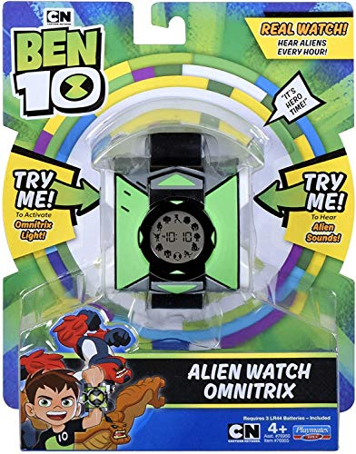 Ben 10 Alien Watch Omnitrix, Multi
