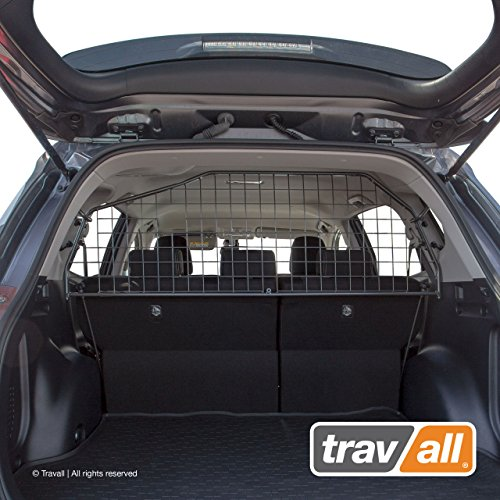 Travall® Guard Hundegitter TDG1417 - Maßgeschneidertes Trenngitter in Original Qualität