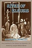 The Rites of Eleusis