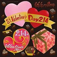 Pデコレーションシール 6362 スタンダード バレンタイン