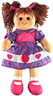 Hopscotch Doll Collectables Abigail Soft Bodied Rag Doll Soft Toy 14