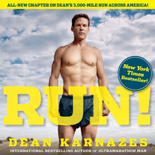 Run! audiobook cover art