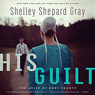 His Guilt audiobook cover art