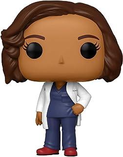 Funko Pop! TV: Grey's Anatomy - Dr. Bailey Multicolor, 3.75 inches