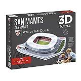Athletic Club Bilbao Puzzle Estadio 3D San Mamés (Athletic Club) (81014),...